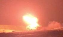 ÇNRAlar sınır birliklerinden terör hedeflerini vuruyor