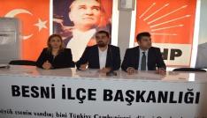 """Başkan Kılınç: """"Besniyi hizmete boğacağız"""""""