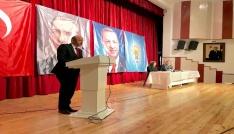 AK Partiye Tokattan bin 422 yeni üye katıldı