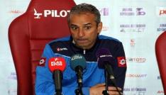 İsmail Kartal: Hedefimiz Süper Lige çıkmak