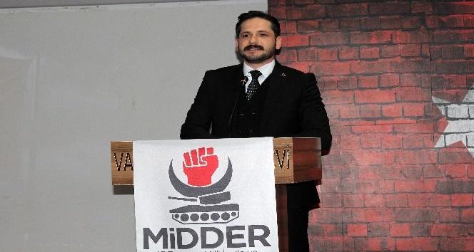 Vanda MİDDER Mehmetçike Yazıyor kampanyası