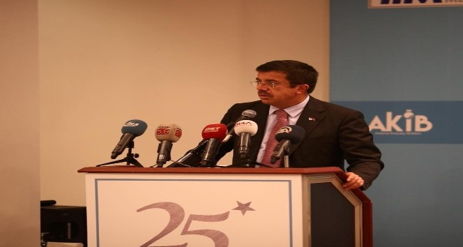 Bakan Zeybekci: Gıdanın enflasyon üzerindeki etkisini minimize etmek için çok önemli bir paketi Başbakanımız açıklayacak