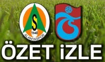 Alanyaspor Trabzonspor Maç Sonu