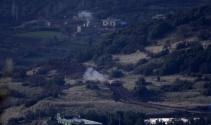 TSK ve ÖSO birlikleri Omranlı köyünü terör örgütü YPGden temizledi