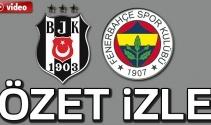 Beşiktaş Fenerbahçe Maç Sonu