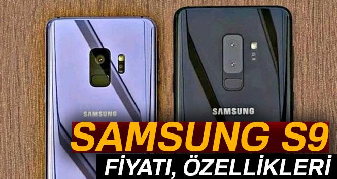 Samsung Galaxy S9 resmen tanıtıldı! | Samsung Galaxy S9'un fiyatı, özellikleri nelerdir?