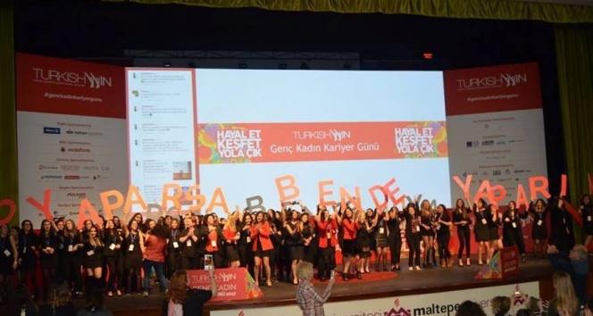 TurkishWIN, Genç Kadın Kariyer Günü iş dünyası ve gençleri bir araya getiriyor