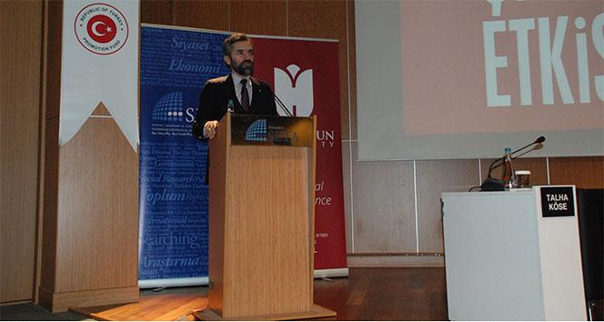 İbn Haldun Üniversitesi Gelecek Araştırmaları Merkezi kuracak