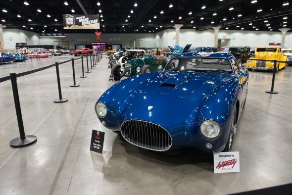 ABD'de klasik otomobil fuarı açıldı