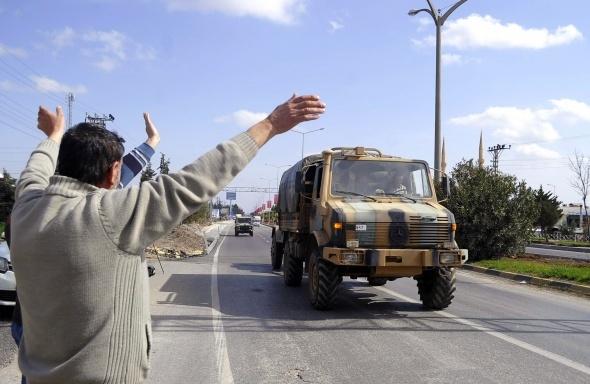 Türk Silahlı Kuvvetleri son yılların en büyük sevkiyatını gerçekleştirdi