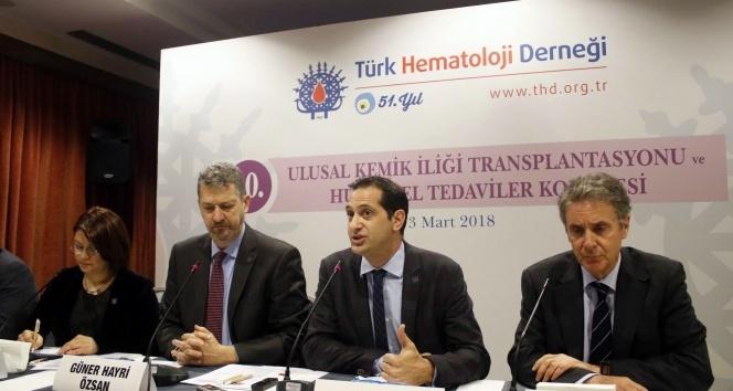 THD Başkanı Özsan: TÜRKKÖK donör bekleme süresini 88 güne geriletti