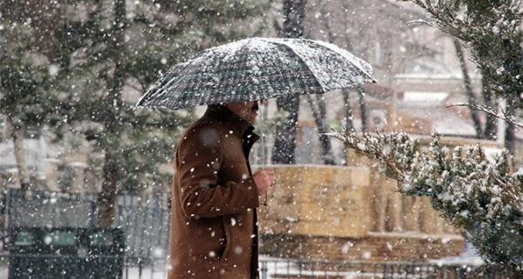 Bu illerde yaşayanlar dikkat! Kar geliyor... | 4 Mart 2018 hava durumu