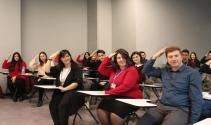 Üniversite öğrencileri engelsiz yaşam için işaret dili öğreniyor