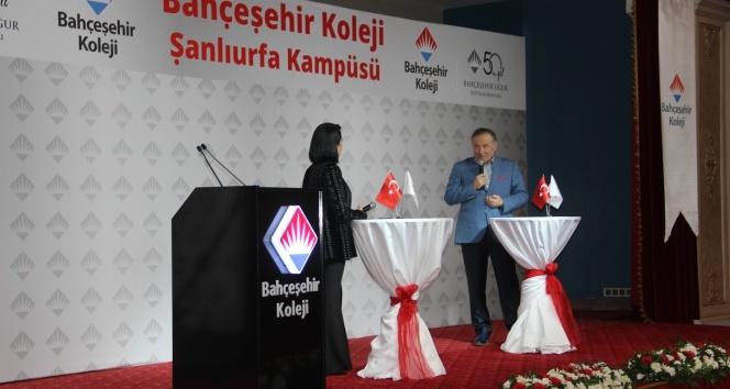 Bahçeşehir Koleji Şanlıurfada Anadolu ve Fen Lisesi açıyor