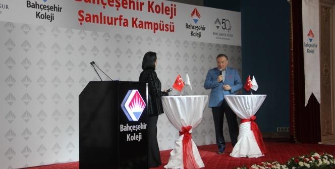 Bahçeşehir Koleji Şanlıurfa'da Anadolu ve Fen Lisesi açıyor