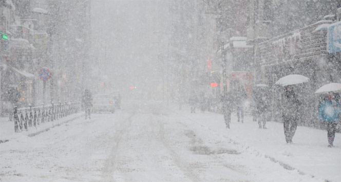 Bu illerde yaşayanlar dikkat: Kar geliyor |6 Mart Salı yurtta hava durumu