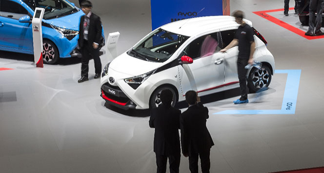 Toyota Avrupada dizel satışını durduruyor