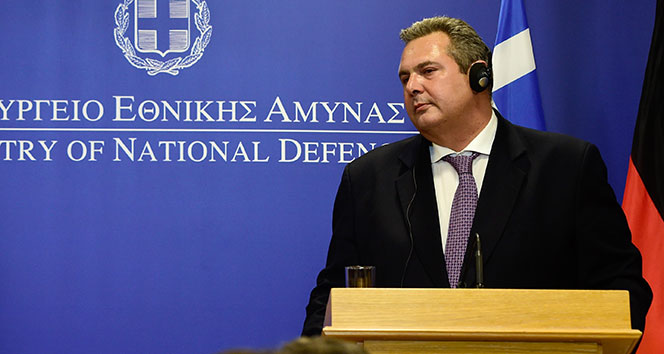 Yunan bakandan küstah açıklama: 'Türkiye-AB ilişkilerini de etkiler'