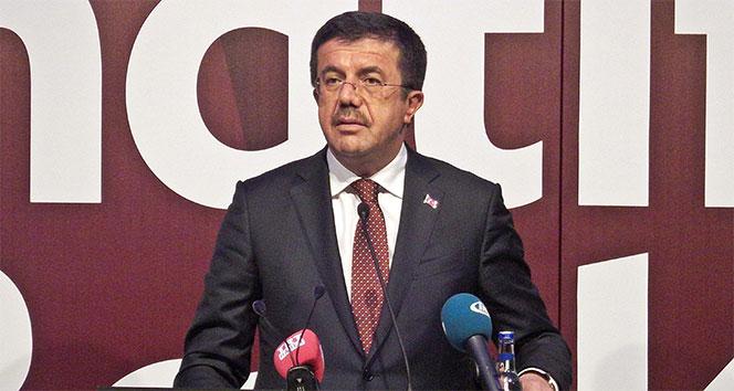 Ekonomi Bakanı Zeybekci: '100 milyar liranın üzerinde yatırım teşvik belgesi vereceğiz'