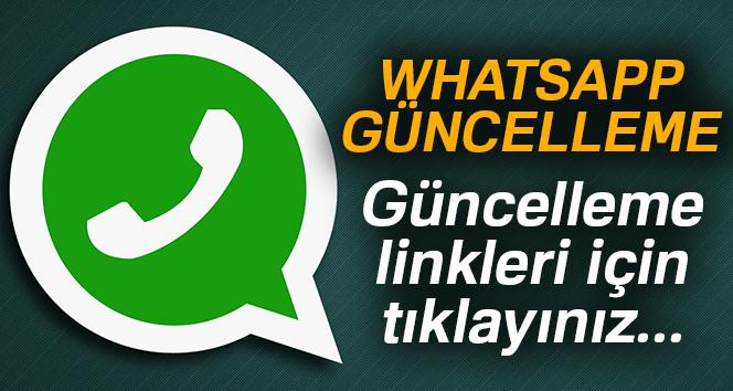 WhatsApp güncelleme nasıl yapılır? | WhatsApp güncelleme linki
