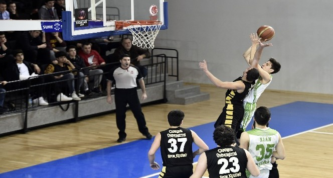 Ankara şampiyonluğu için son maç