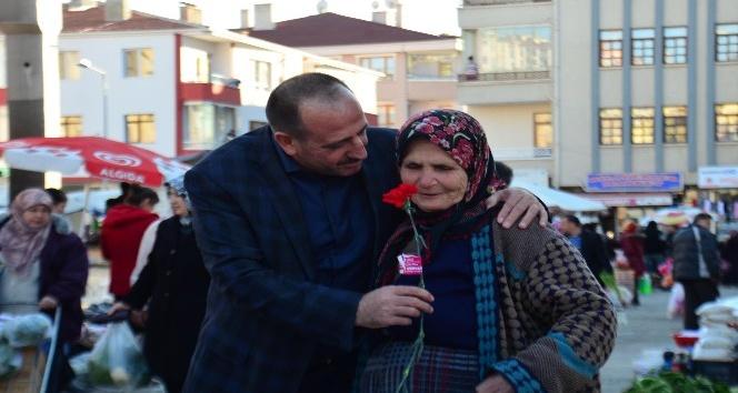 Başkan Duruay'dan Dünya Kadınlar Günü mesajı