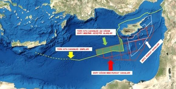 ABD 6. Filosunun Doğu Akdeniz Faaliyetleri