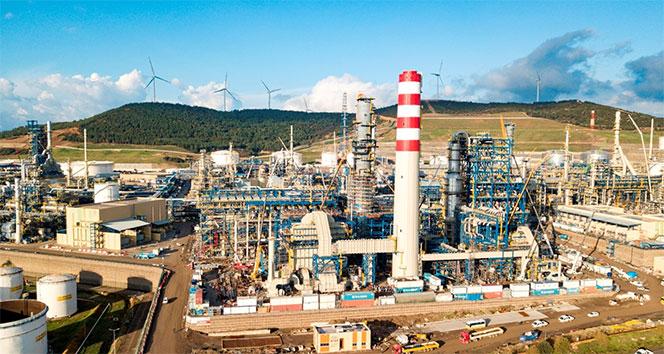 STAR Rafineri inşaatında 100 milyon adam-saat çalışma süresi tamamlandı