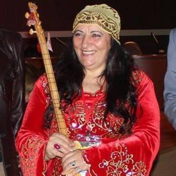 Halk ozanı Ayten Gülçınar silahlı saldırıda hayatını kaybetti