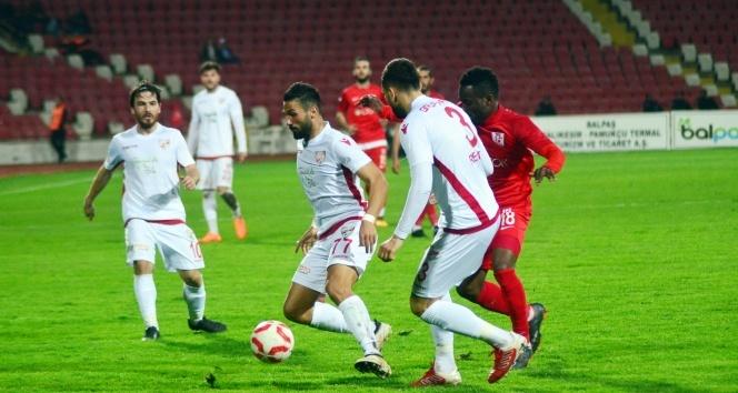 ÖZET İZLE: Balıkesirspor 0- 2 Boluspor Maç Özeti ve Golleri İzle | Balıkesir Bolu Kaç Kaç Bitti?
