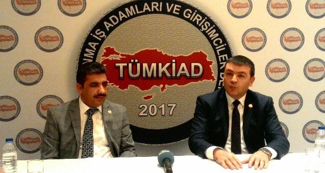 TÜMKİAD, İTO seçimleri öncesi adayını açıkladı