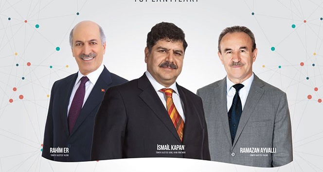Türkiye Gazetesi Yazarları Okuyucularıyla Trabzonda buluşuyor