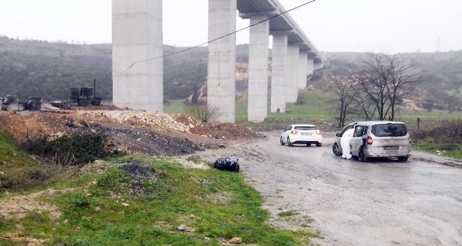 Kadınlar gününde, lüks araçta kadını vurup intihara kalkıştı