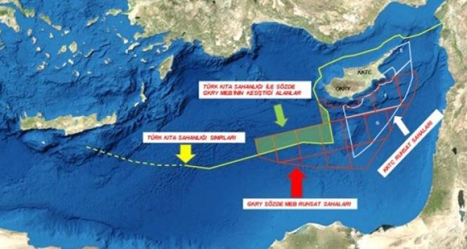 Doğu Akdeniz'de sondaj gerginliği