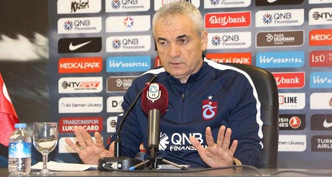 Tek hedefim Trabzonsporu Avrupa kupalarına taşımak
