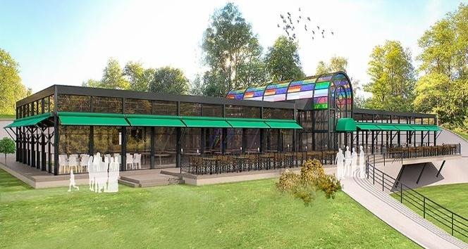 Gaziosmanpaşa'ya modern etkinlik ve davet salonu