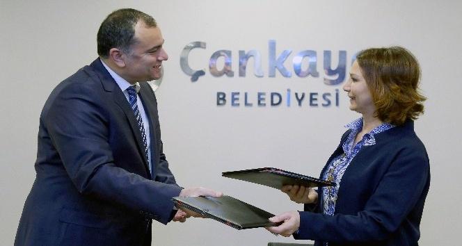 Çankaya Belediyesi ile KA.DER arasında protokol imzalandı