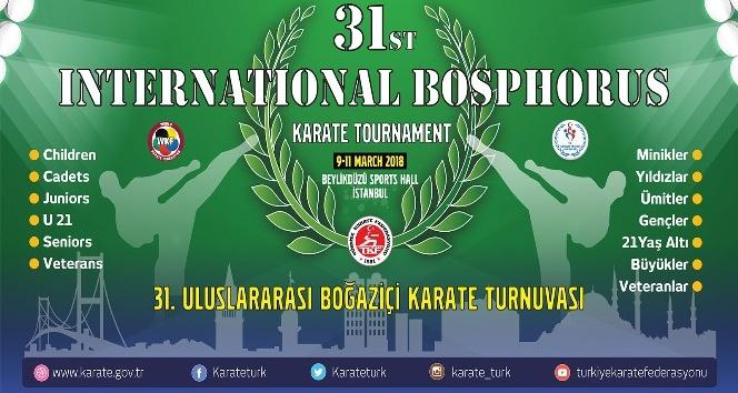 Karatecilerden Zeytin Dalı Harekatı'na destek