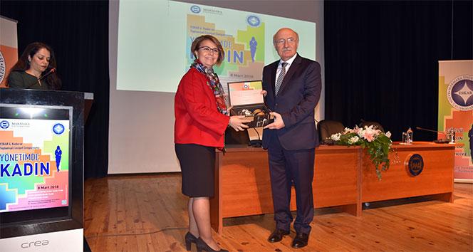 Marmara Üniversitesi Dünya Emekçi Kadınlar Gününü kutladı