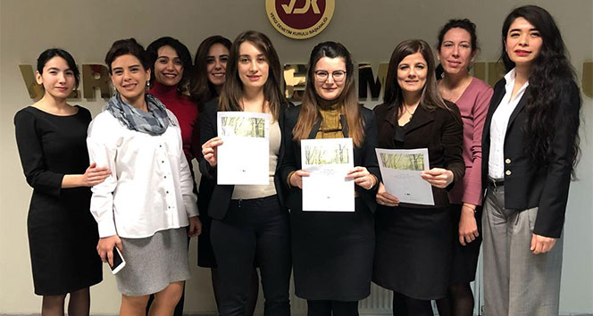 Maliye Bakanlığı müfettişlerinden dikkat çeken Dünya Kadınlar günü hediyesi