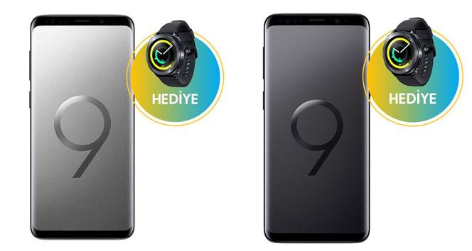 Turkcell'den Samsung Galaxy S9 ve S9+ duyurusu