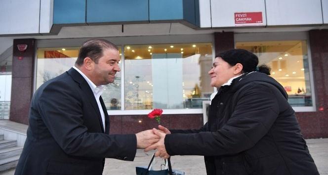 Maltepe Belediyesinden Kadınlar Günü'ne özel kitapçık