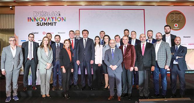 Vodafone Türkiye CEOsu Deegan: Dijital teknolojiler tasarım odaklı düşünme sürecini teşvik ediyor