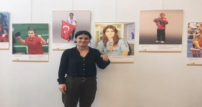 """''Dünyanın Ödüllendirdiği Türk Kadınları"""" sergisi Zeytinburnu'nda"""