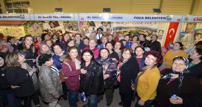 Foçalı kadınlar için 'elinize sağlık' etkinliği