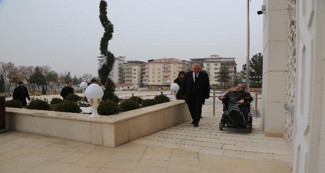 Battalgazi Belediyesi 'Erişilebilirlik Belgesi' almak için ilk adımı attı