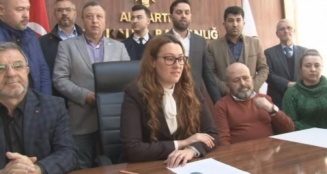 AK Parti Çanakkale İl Başkanı Yeşim Karadağ istifa etti