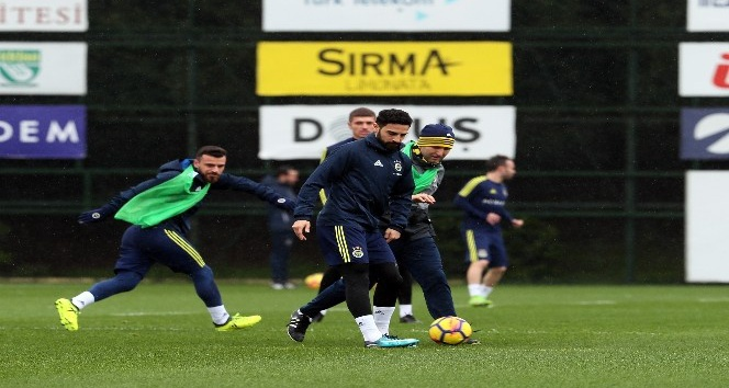 Fenerbahçe, E. Yeni Malatyaspor maçı hazırlıklarını sürdürdü