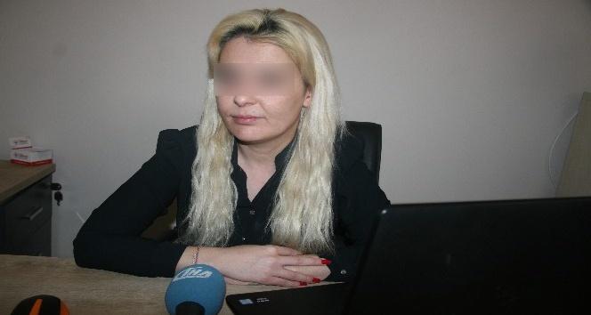 Boşanma aşamasındaki kadın tehdit edildiği iddiasıyla yardım istedi