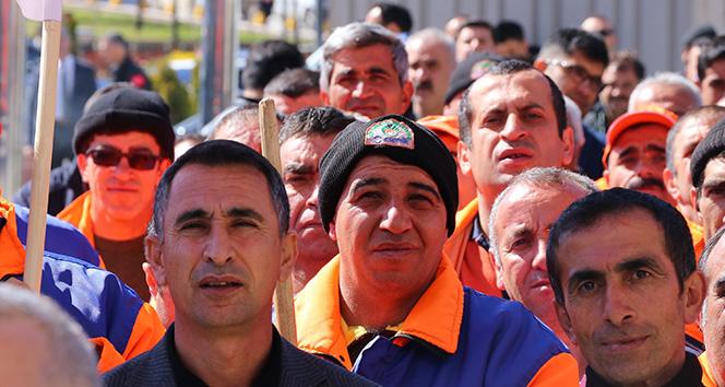Bakan Sarıeroğlundan eski hükümlü işçilere müjde